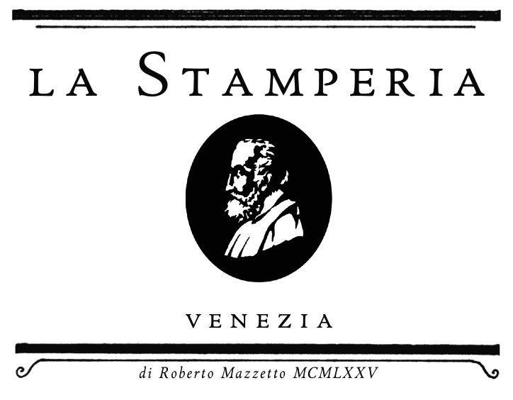 Lanciato nell'etere il nuovo sito collegato alla Bottega: la Stamperia. https://www.stamperiavenezia.com